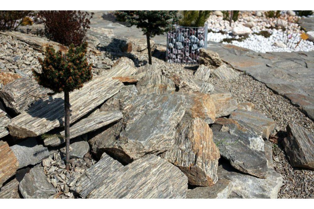 Gneisz Extra lapos szikla