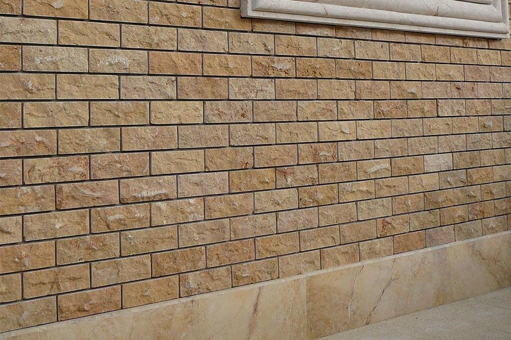 Szíriai 8x22 cm barna