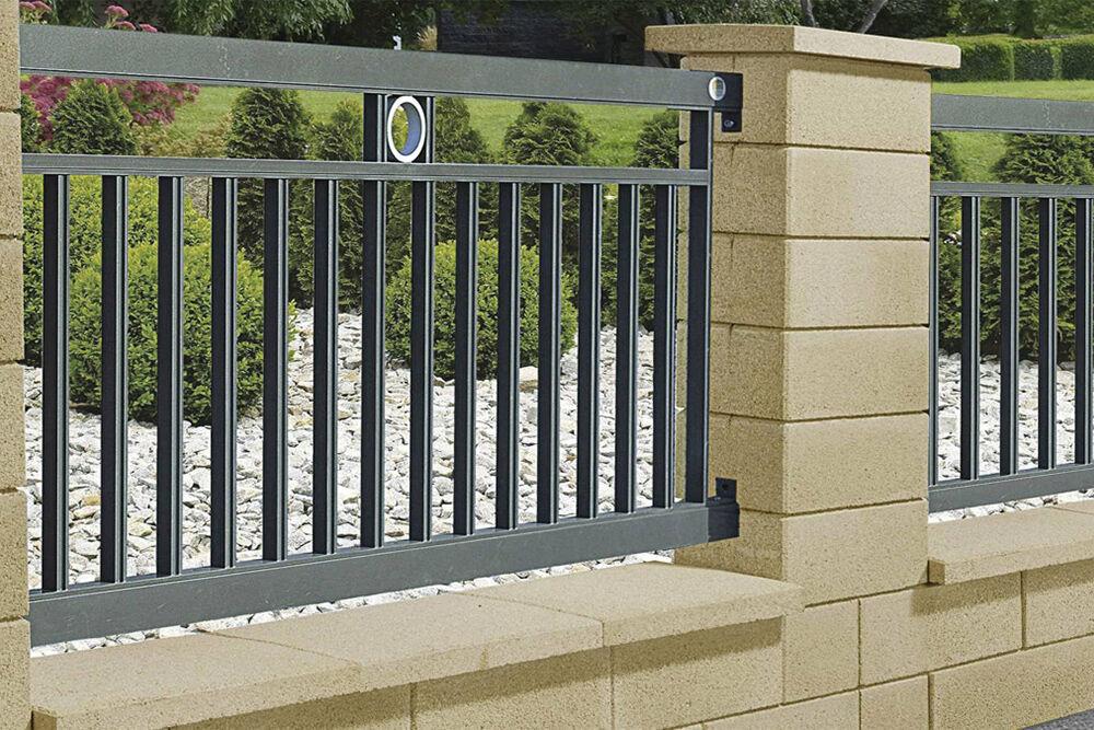 Világos Beige kerítéskő