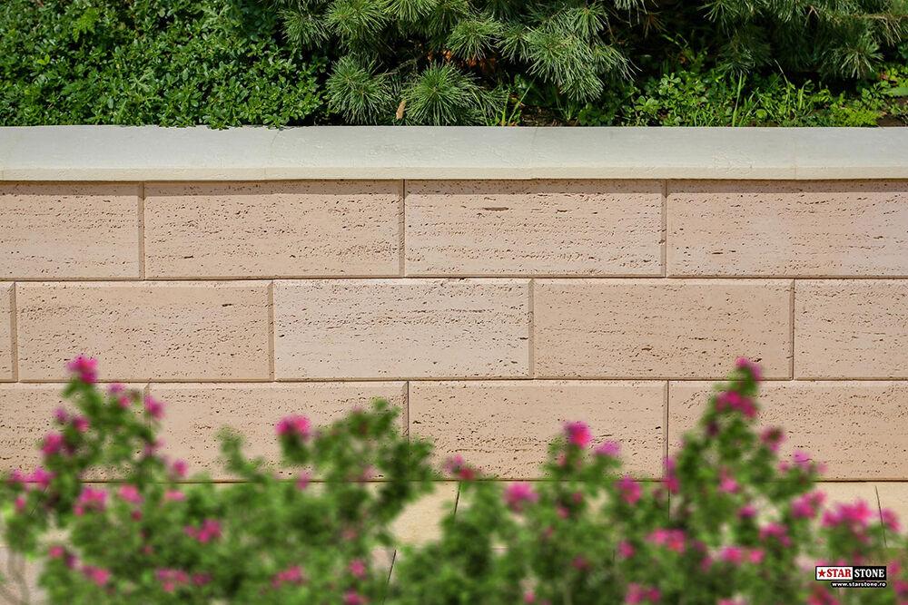 kerítés kő