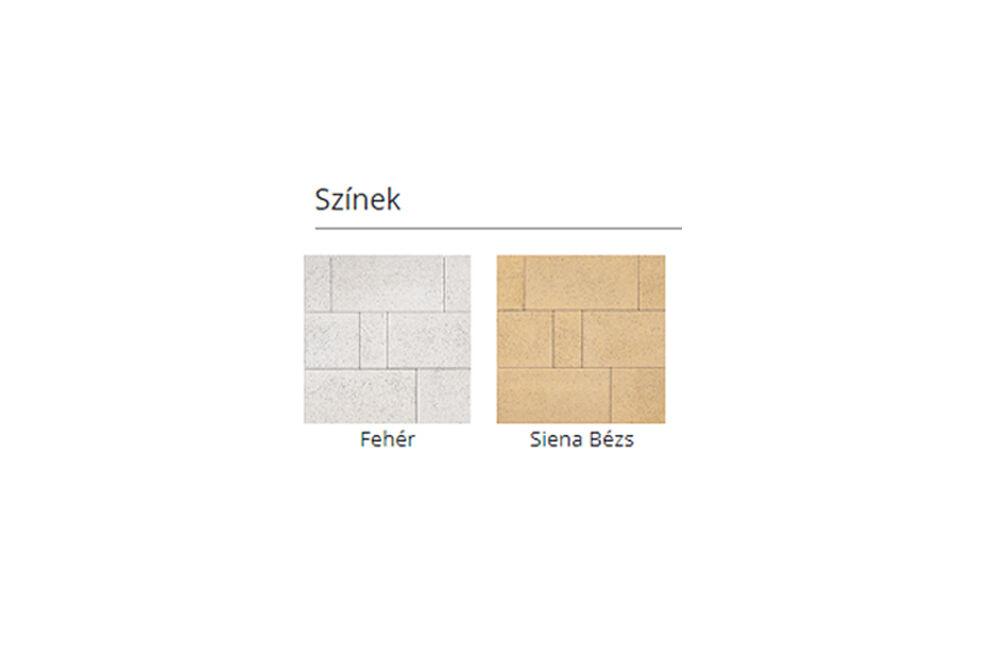 finessa térkő szín választék