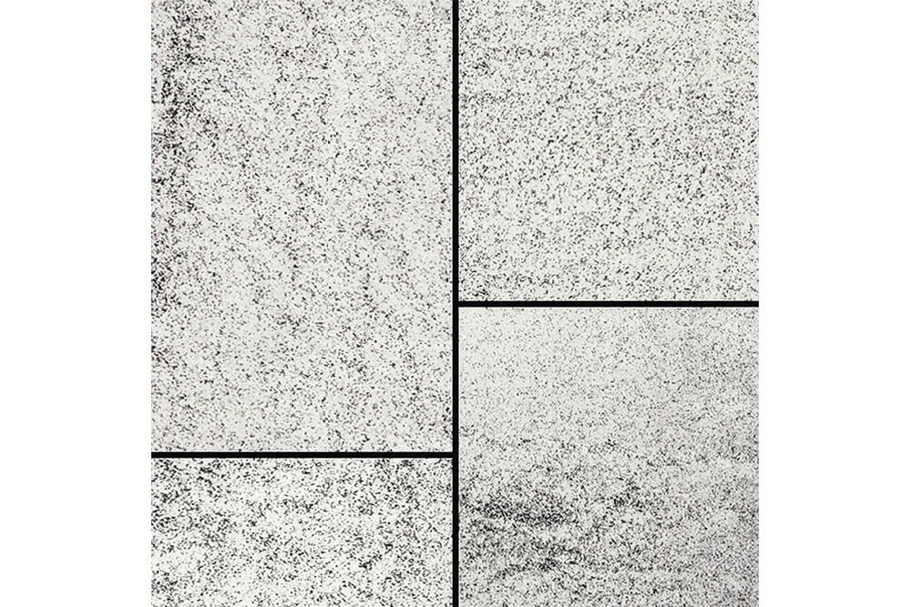 Gránitszürke-fehér