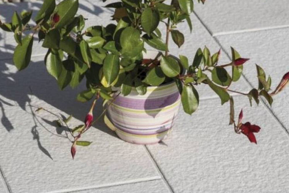 natúr lapburkolat teraszra