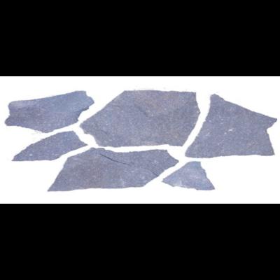 Szabálytalan kék andezit kő lapok