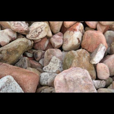 Tufa rózsa koptatott szikla