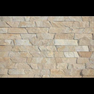 Keszthelyi két oldal fűrészelt soros kő
