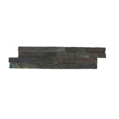 Kőpanel, bolgár sötétbarna palából